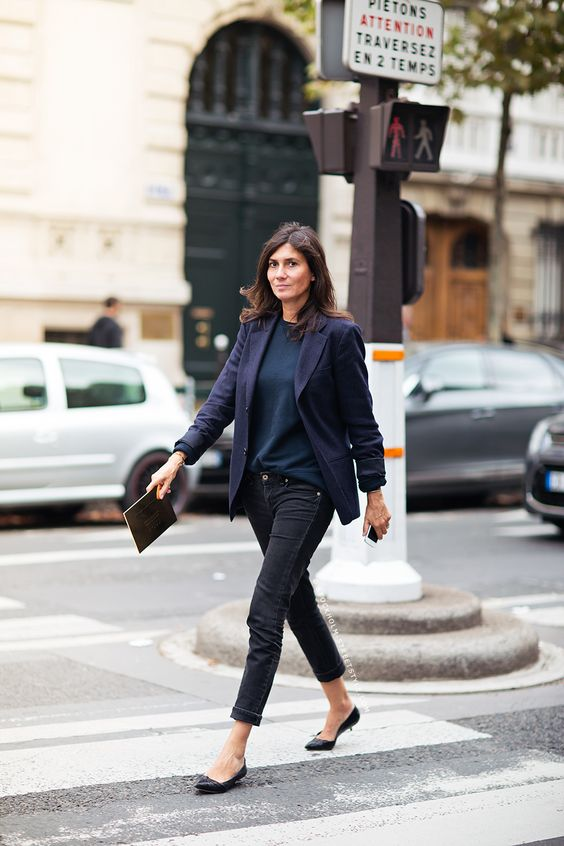 Blog Series – French Style Icons – #1 Emmanuelle Alt
